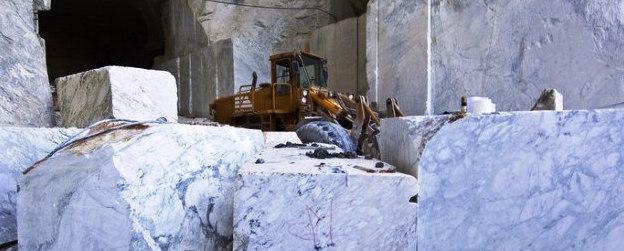 Apuane cave marmo Carrara