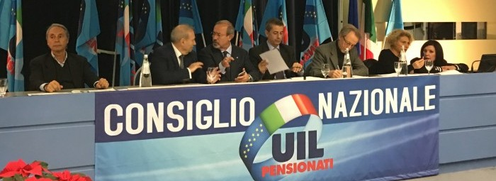 Consiglio Nazionale Uil Pensionati Tirrenia